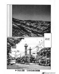 Initial D 438: Brief Moment of Peace and... Volume Vol. 438 by Shigeno, Shuichi