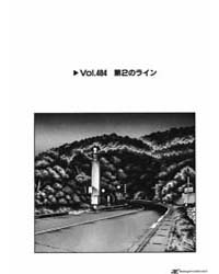 Initial D 484 Volume Vol. 484 by Shigeno, Shuichi