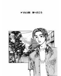 Initial D 486 Volume Vol. 486 by Shigeno, Shuichi