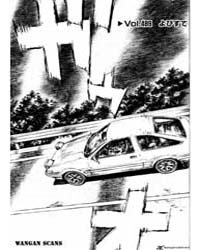Initial D 489 Volume Vol. 489 by Shigeno, Shuichi
