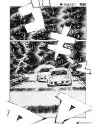 Initial D (Kashiramoji D) : Issue 521 Volume No. 521 by Shigeno, Shuichi