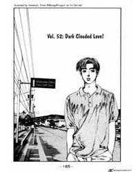 Initial D 52: Dark Clouded Love Volume Vol. 52 by Shigeno, Shuichi