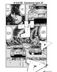 Initial D 546: Connection 3 Volume Vol. 546 by Shigeno, Shuichi