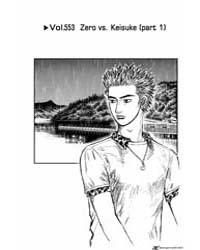 Initial D (Kashiramoji D) : Issue 553: Z... Volume No. 553 by Shigeno, Shuichi