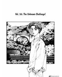 Initial D 56: the Unknown Challenge Volume Vol. 56 by Shigeno, Shuichi