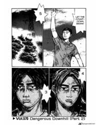 Initial D 570: Dangerious Downhill 2 Volume Vol. 570 by Shigeno, Shuichi