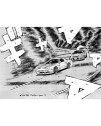 Initial D 594: Conflict 1 Volume Vol. 594 by Shigeno, Shuichi