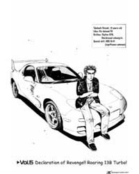 Initial D 5: Declaration of Revenge!! Ro... Volume Vol. 5 by Shigeno, Shuichi