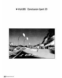 Initial D 605: Conclusion 2 Volume Vol. 605 by Shigeno, Shuichi