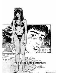 Initial D 63: End of the Summer Love! Volume Vol. 63 by Shigeno, Shuichi