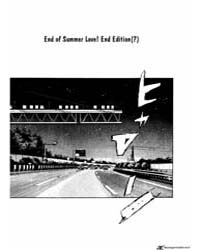 Initial D 64: End of Summer Love! End Ed... Volume Vol. 64 by Shigeno, Shuichi
