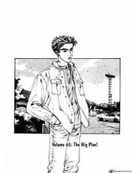 Initial D 65: the Big Plan! Volume Vol. 65 by Shigeno, Shuichi