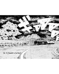 Initial D 73: Downhill in the Rain! Volume Vol. 73 by Shigeno, Shuichi