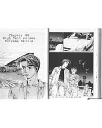 Initial D 86: High Tech Versus Extreme S... Volume Vol. 86 by Shigeno, Shuichi