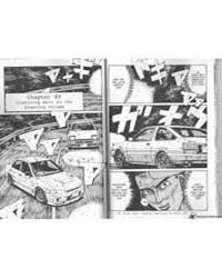 Initial D 89: Lightning Bolt in the Stee... Volume Vol. 89 by Shigeno, Shuichi