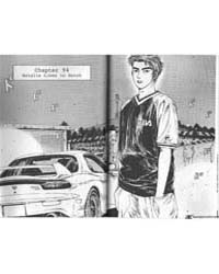 Initial D 94: Natalie Likes to Watch Volume Vol. 94 by Shigeno, Shuichi