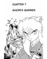 Inuyasha 215 : Shiori's Barrier Volume Vol. 215 by Takahashi, Rumiko