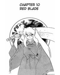 Inuyasha 218 : Red Blade Volume Vol. 218 by Takahashi, Rumiko