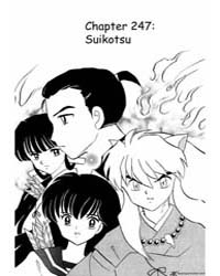 Inuyasha 247 : Suikotsu Volume Vol. 247 by Takahashi, Rumiko