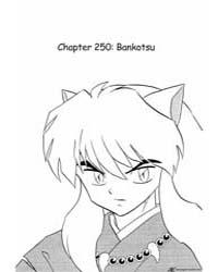 Inuyasha 250 : Bankotsu Volume Vol. 250 by Takahashi, Rumiko