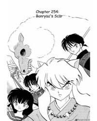 Inuyasha 254 : Banryuu's Scar Volume Vol. 254 by Takahashi, Rumiko