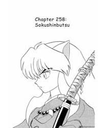 Inuyasha 258 : Sokushinbutsu Volume Vol. 258 by Takahashi, Rumiko