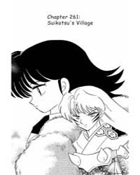 Inuyasha 261 : Suikotsu's Village Volume Vol. 261 by Takahashi, Rumiko