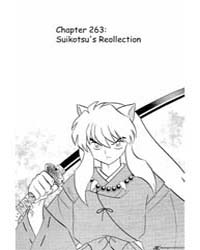 Inuyasha 263 : Suikotsu's Recollection Volume Vol. 263 by Takahashi, Rumiko