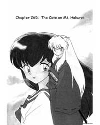 Inuyasha 265 : the Cave on Mthakurei Volume Vol. 265 by Takahashi, Rumiko