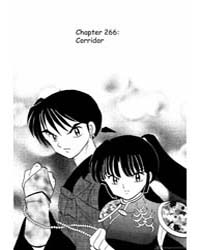 Inuyasha 266 : Corridor Volume Vol. 266 by Takahashi, Rumiko