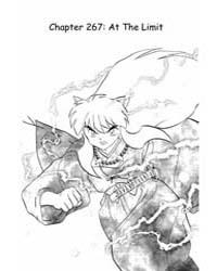 Inuyasha 267 : at the Limit Volume Vol. 267 by Takahashi, Rumiko