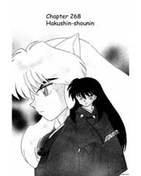 Inuyasha 268 : Hakushin-shounin Volume Vol. 268 by Takahashi, Rumiko