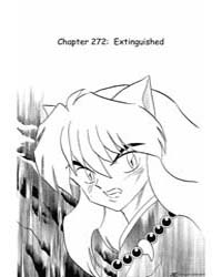 Inuyasha 272 : Extinguished Volume Vol. 272 by Takahashi, Rumiko