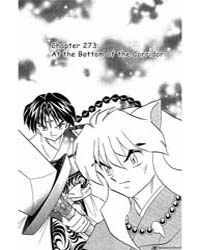 Inuyasha 273 : at the Bottom of the Corr... Volume Vol. 273 by Takahashi, Rumiko