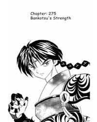 Inuyasha 275 : Bankotsu's Strength Volume Vol. 275 by Takahashi, Rumiko