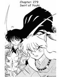 Inuyasha 279 : Swirl of Youki Volume Vol. 279 by Takahashi, Rumiko