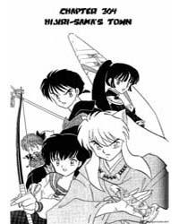 Inuyasha 304 : Hijiri-sama's Town Volume Vol. 304 by Takahashi, Rumiko