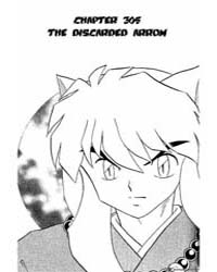 Inuyasha 305 : the Discarded Arrow Volume Vol. 305 by Takahashi, Rumiko