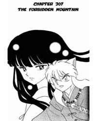 Inuyasha 307 : the Forbidden Mountain Volume Vol. 307 by Takahashi, Rumiko