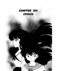 Inuyasha 309 : Choice Volume Vol. 309 by Takahashi, Rumiko