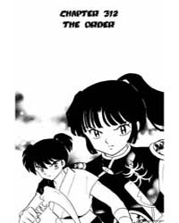 Inuyasha 312 : the Order Volume Vol. 312 by Takahashi, Rumiko