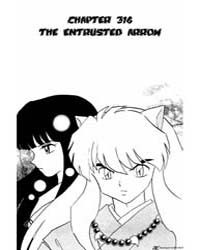 Inuyasha 316 : the Entrusted Arrow Volume Vol. 316 by Takahashi, Rumiko