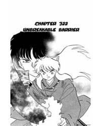 Inuyasha 322 : Unbreakable Barrier Volume Vol. 322 by Takahashi, Rumiko