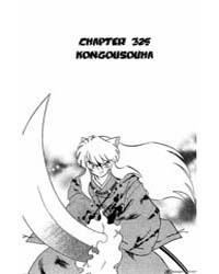 Inuyasha 325 : Kongousouha Volume Vol. 325 by Takahashi, Rumiko