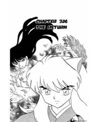 Inuyasha 326 : the Return Volume Vol. 326 by Takahashi, Rumiko