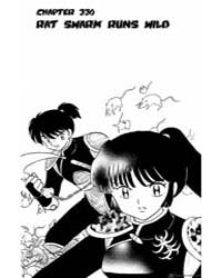 Inuyasha 330 : Rat Swarm Runs Wild Volume Vol. 330 by Takahashi, Rumiko