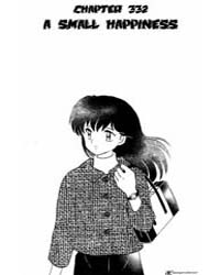 Inuyasha 332 : a Small Happiness Volume Vol. 332 by Takahashi, Rumiko