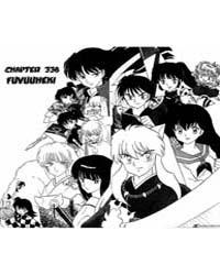 Inuyasha 337 : Fuyouheki Volume Vol. 337 by Takahashi, Rumiko