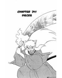 Inuyasha 341 : Pieces Volume Vol. 341 by Takahashi, Rumiko