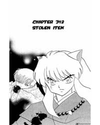 Inuyasha 342 : Stolen Item Volume Vol. 342 by Takahashi, Rumiko